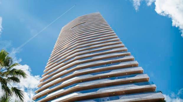 Ecisa construirá un rascacielos con 196 apartamentos